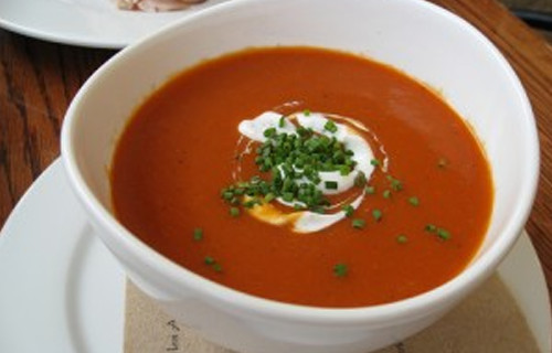 Soups from €4 Per Person